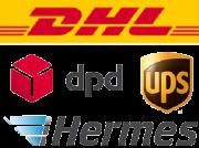 Nolimitshoes.com versendet mit DHL DPD UPS Hermes