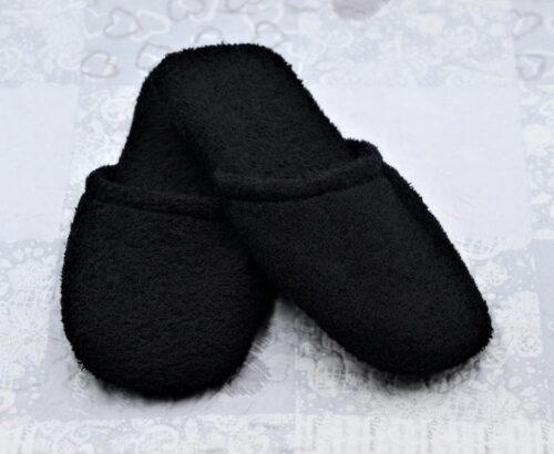 Pantofoloni in schwarz