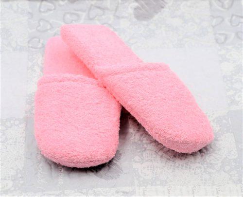 Pantofoloni in rosa
