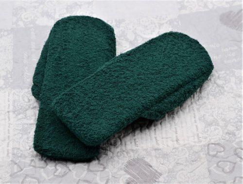 Pantofoloni in grün