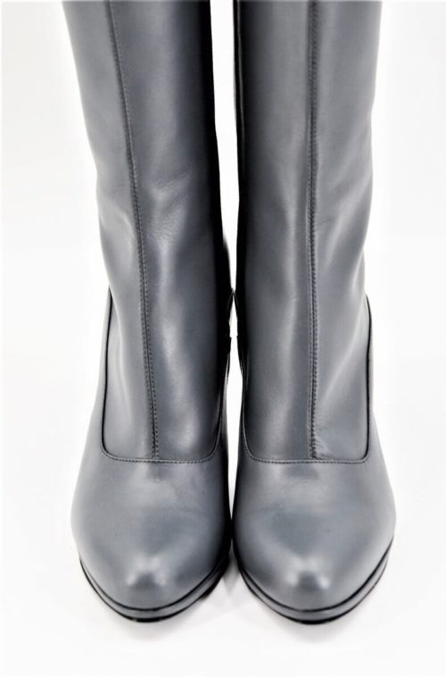 Boots gunmetal grey medium