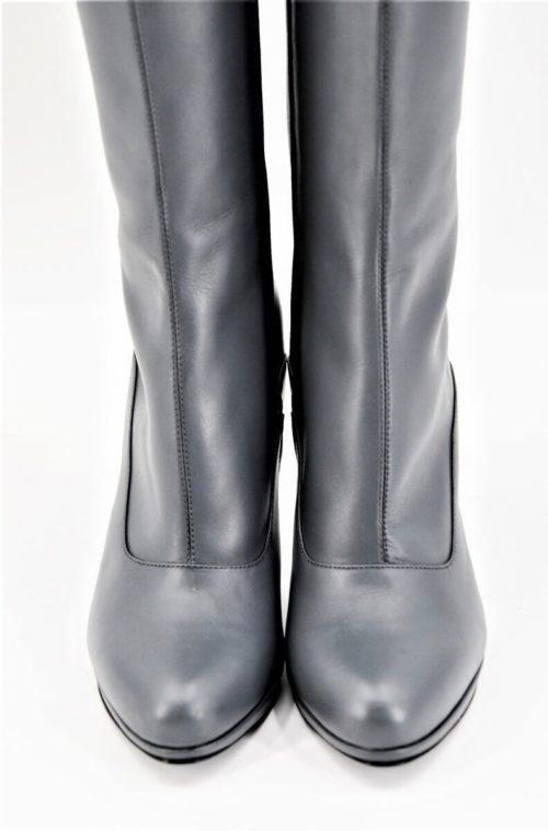 Boots gunmetal grey medium