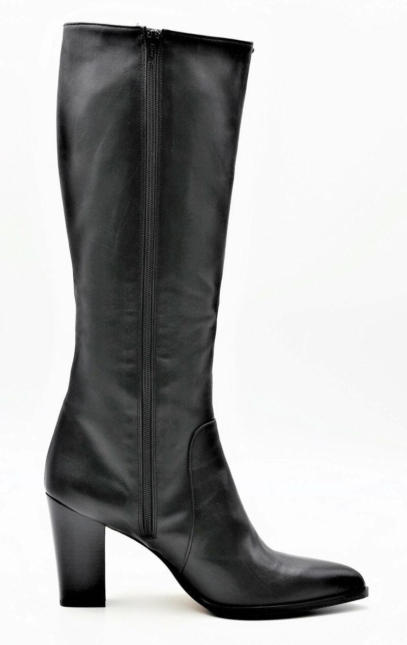 Soft Black Boots