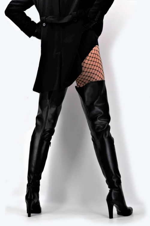 Crotch Stiefel 12 cm Absatz