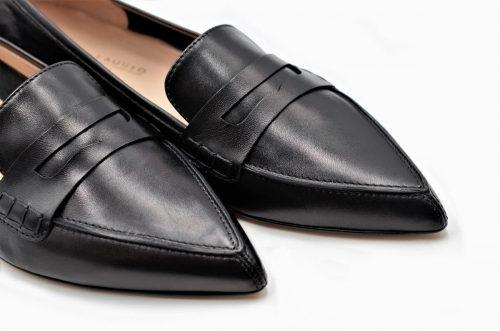 Business Loafers schwarz