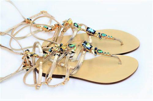 Gladiator Sandals Deluxe