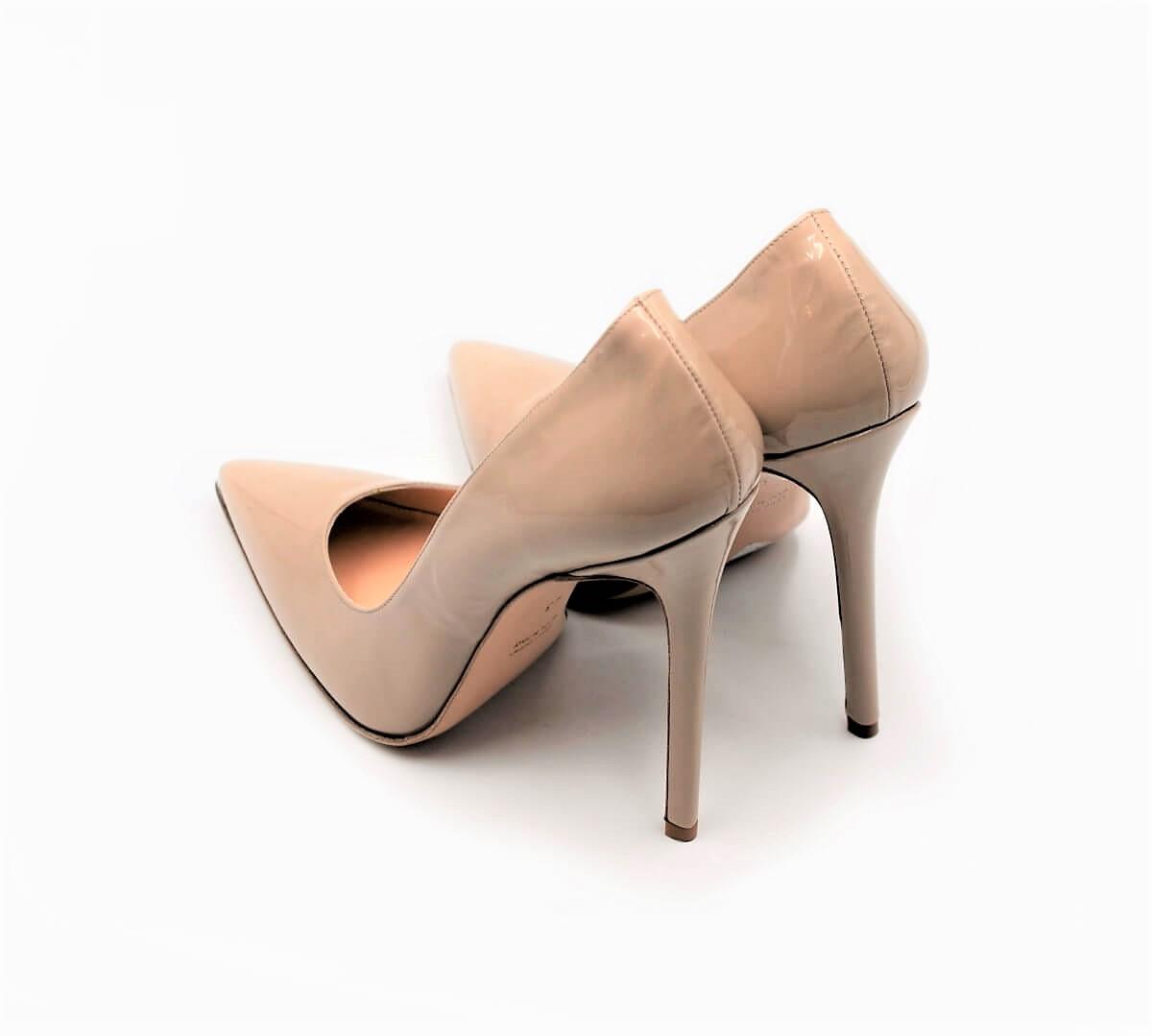Stiletto Damenschuhe Und Stiefel HeelsExlusive Nude Aus Italien nmN8v0w