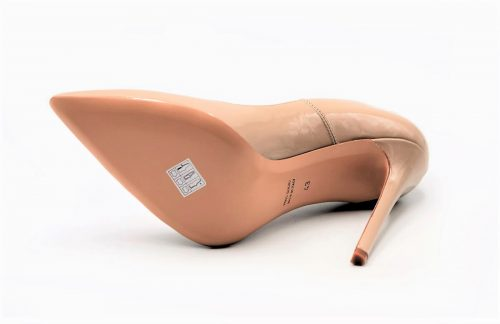 Nude Stiletto Heels