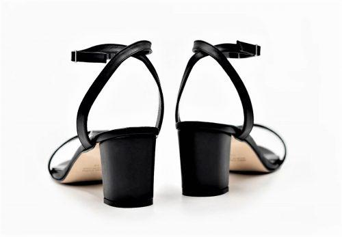 Basic Sandals black