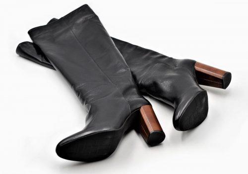 No Zip Boots
