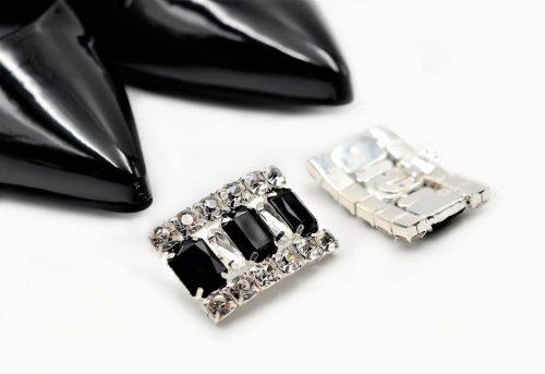 Black Stiletto Heels Jewels