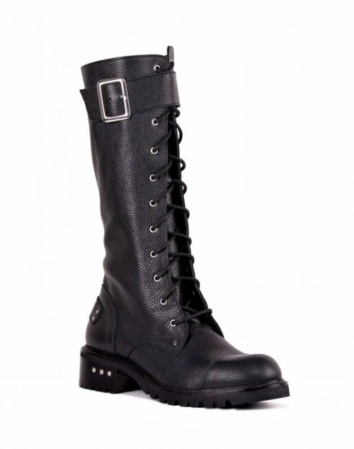 Rock Boots in black