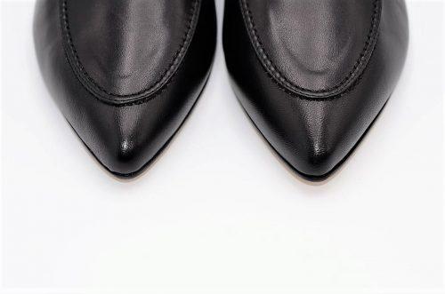 Mokassins schwarz