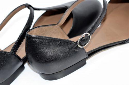 Flats schwarz