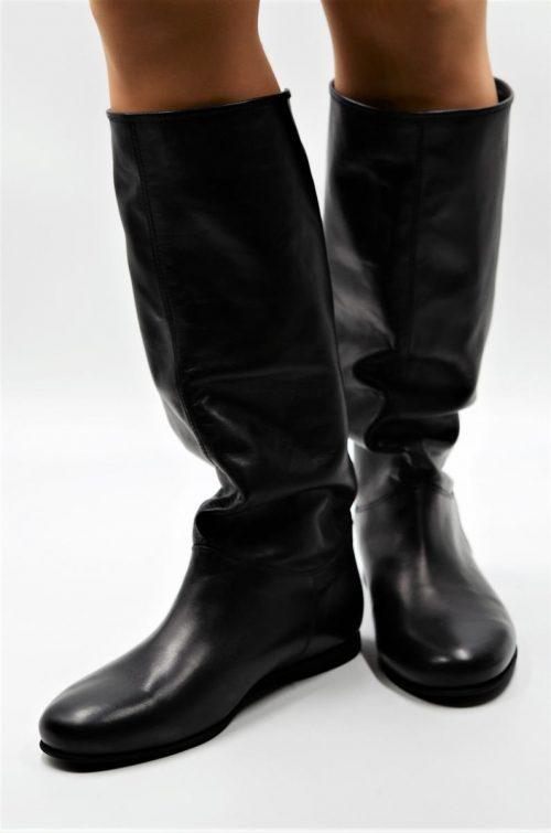 Stiefel in schwarz für die Übergangszeit