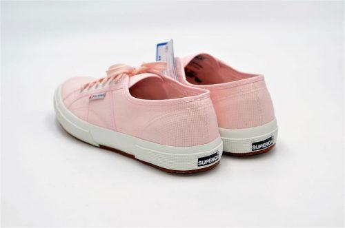 Superga in rosa aus Baumwolle