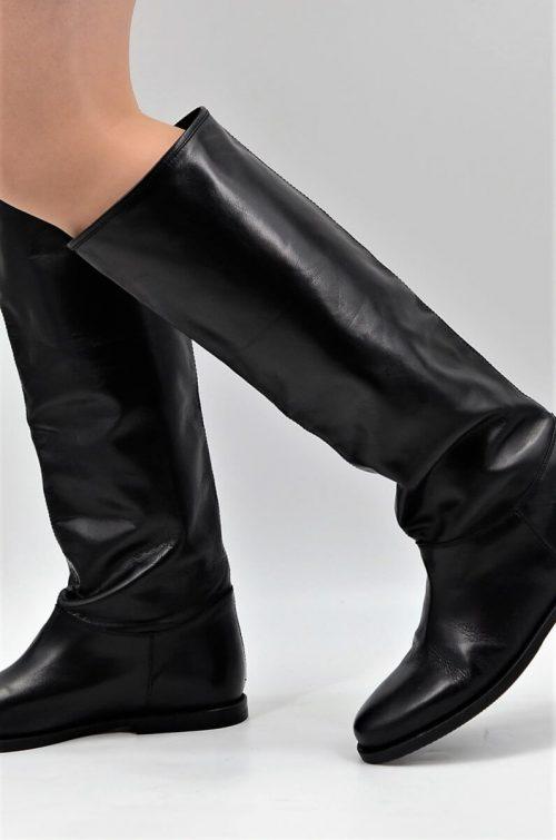 Stiefel Toscana in schwarz