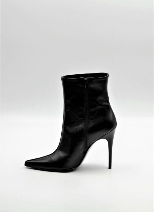 Stiletto Bootie deep black