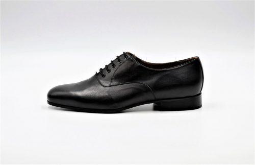 Anzug Schuhe schwarz