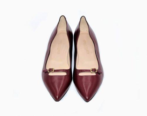 Moda di Fausto Eleganz in rubinrot