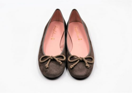 Pretty Ballerinas grau