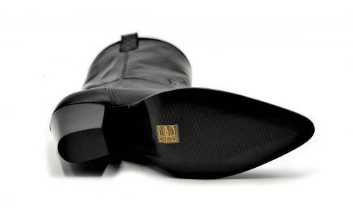 Cowgirlstiefel schwarz Deluxe