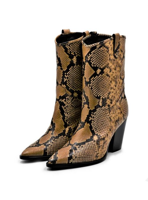 Cowboy booties PythonPrint