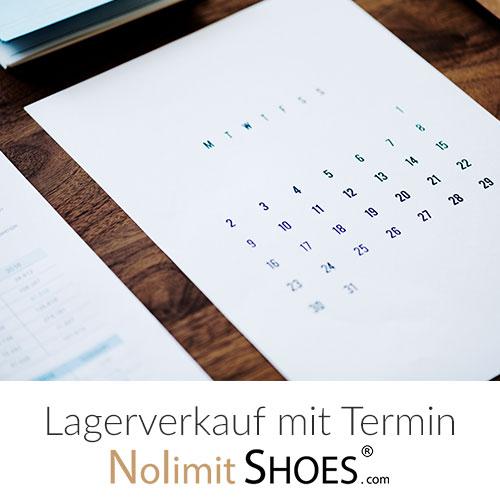 Lagerverkauf bei Nolimitshoes.com in Laaber mit privatem Termin