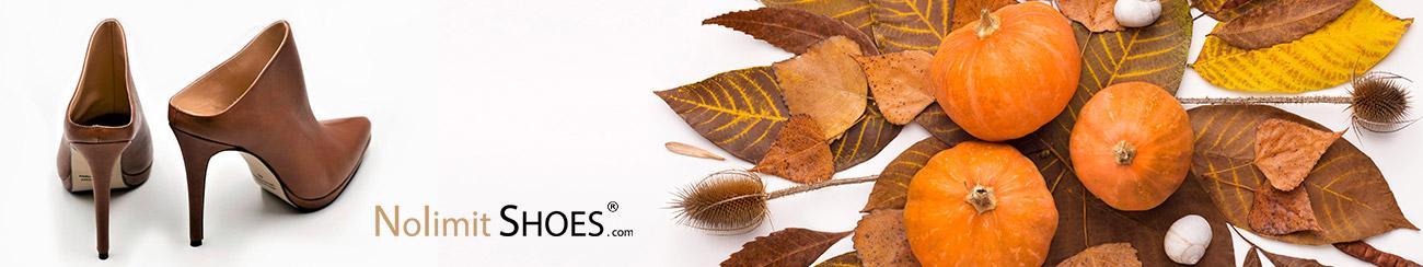 Schöne Schuhe und Stiefel für den Herbst bei Nolimitshoes.com