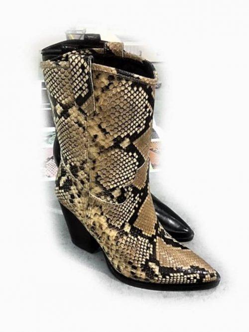 Cowboystiefel Python