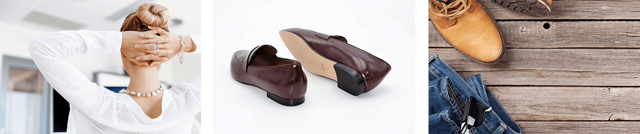Pumps, Slippers, Mokkasins bei NoLImitShoes.com. Damenschuhe in Übergrößen