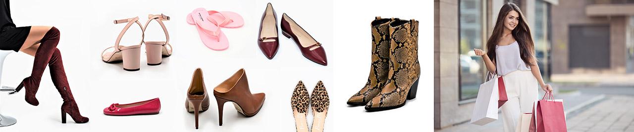 Auswahl aller Produkte bei Nolimitshoes.com Damenschuhe und Stiefel bis Größe 48