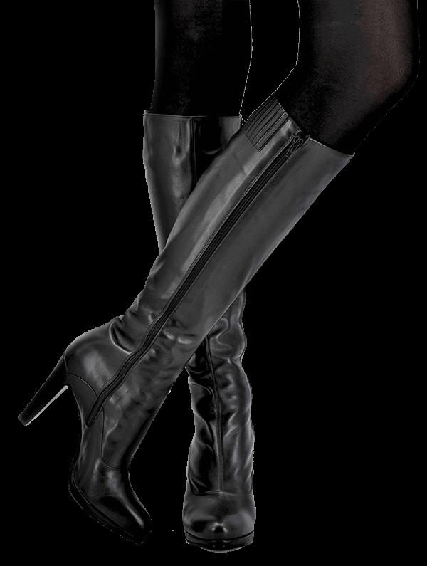 Besondere Stiefel mit Absatz bei Nolimitshoes.com