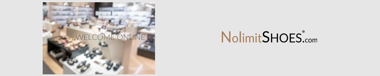 Willkommen im Online-Shop von nolimitshoes.com Schuhe und Stiefel aus Italien.